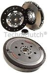 DUAL MASS FLYWHEEL DMF CLUTCH KIT CITROEN C4 2.0 HDI